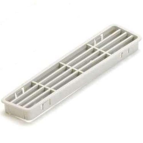 Prodotto 6686 coppia di griglie di aerazione zoccolo - Zoccolo cucina 12 cm ...